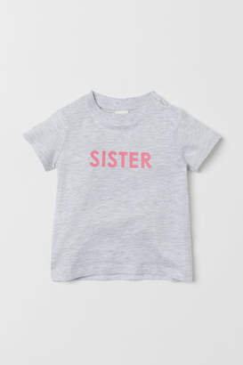 H&M Short-sleeved childs top