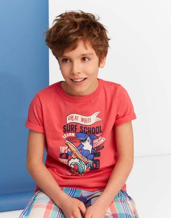 Ben Jersey T shirt 3 12 Jahre