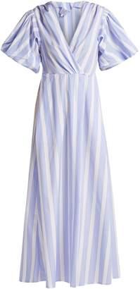 Thierry Colson Marieke poplin dress