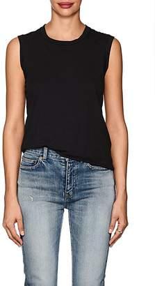 Nili Lotan Women's Cotton Jersey Muscle T-Shirt