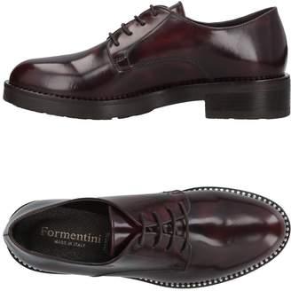 FOOTWEAR - Lace-up shoes Formentini sIJMd