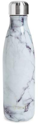 Swell S'well 'White Marble' Insulated Stainless Steel Water Bottle
