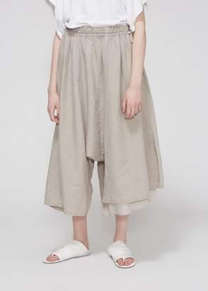 Yohji Yamamoto Y's by Gusset Wide Pant