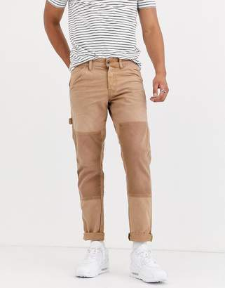G Star G-Star Faeroes straight tapered jeans