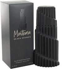 Montana Black 125ml EDt Spray for Men