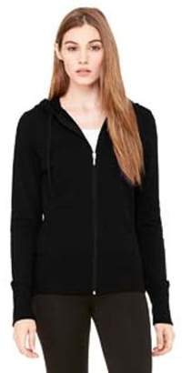 Bella + Canvas Ladies' Stretch French Terry Lounge Jacket B7207