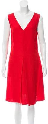 Gerard Darel Sleeveless Midi Dress