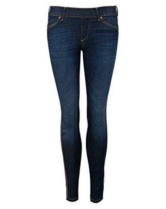 True Religion Women's's Jegging Blue Stretch Denim Skinny Jeans