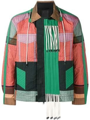 Craig Green lace trim printed jacket