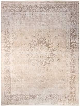 F.J. Kashanian Overdye Hand-Knotted Wool Rug