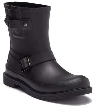 Hunter Rubber Biker Boot