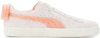 Puma Suede Bow Jelly JR Trainers