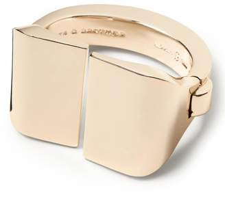 Banana Republic Giles & Brother | Double Hinge Stirrup Cuff