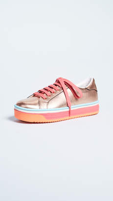 Marc Jacobs (マーク ジェイコブス) - Marc Jacobs Empire Multi Color Sole Sneakers