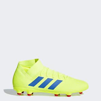 0ea140937 adidas Nemeziz 18.3 Firm Ground Cleats