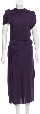 Bottega VenetaBottega Veneta Asymmetrical Evening Dress w/ Tags