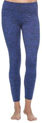 Andrew Marc Womens Athletic Thick Ankle Length Legging