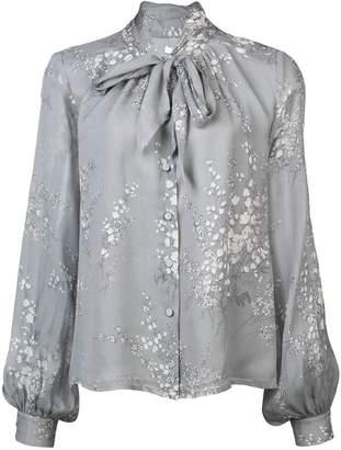 Co floral print blouse