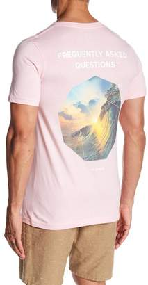 FREQUENTLY ASKED QUESTIONS Sunset Graphic Tee