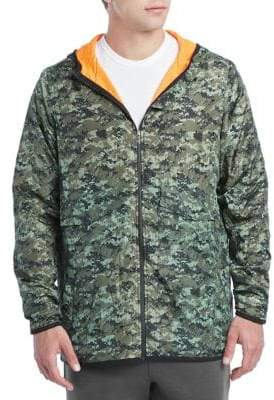 2xist Pixel Camouflage Jacket