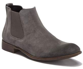 John Varvatos Collection Star Suede Chelsea Boot