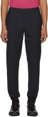 Paul Smith Navy Drawcord Sweatstyle Trousers