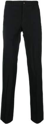 Comme des Garcons straight-leg tailored trousers