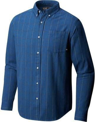Mountain Hardwear Ashby Long-Sleeve Shirt - Men's