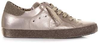 Philippe Model 'paris' Glitter Sneakers