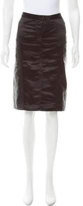Just Cavalli Knee-Length Skirt
