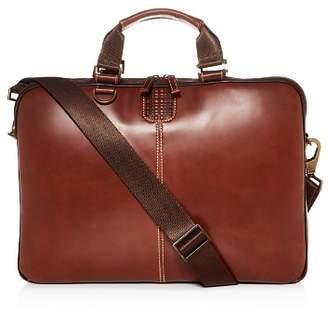 Boconi Bryant Leather Sleeve Briefcase