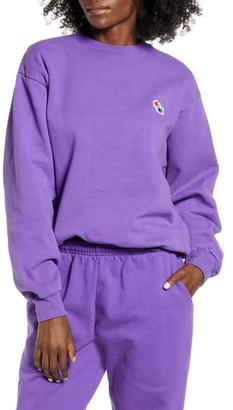 Melody Ehsani ME. Rose Crewneck Sweatshirt