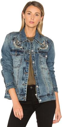 BLANKNYC Denim Jacket $128 thestylecure.com