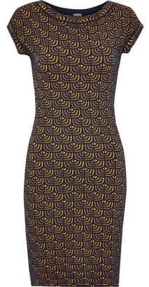 M Missoni Wool-Blend Jacquard Dress