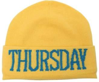 Alberta Ferretti Thursday Wool & Cashmere Knit Hat
