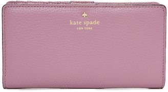 Kate Spade New York Stacy Snap Wallet $128 thestylecure.com