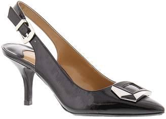 J. Renee Women's Lloret Pointed Toe Slingback Size 8.5 M