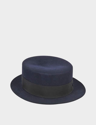 Maison Michel Auguste rabbit felt hat