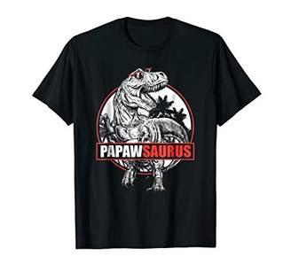 Papawsaurus T shirt T rex Papaw Saurus Dinosaur Men Dad Papa
