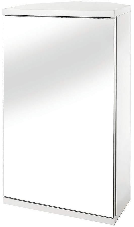 Simplicity Single Door Corner Cabinet