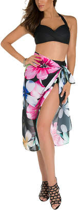 Miraclesuit Floral Majority Scarf Pareo