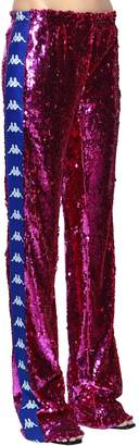 Faith Connexion Kappa Sequined Track Pants