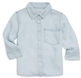 DL Premium Denim Toddler's& Little Girl's Long Sleeve Olivia Shirt