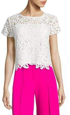 Milly Baby Lace Top