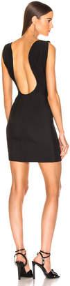 Calvin Klein Sleeveless Mini Dress in Black   FWRD