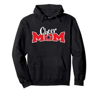 Cheer Mom Hoodie Cheerleading Pullover Sweatshirt