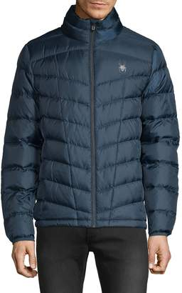 Spyder Down-Filled Quilted Jacket