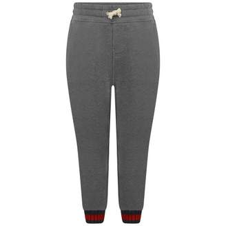 Gucci GUCCIBoys Grey Tracksuit Bottoms