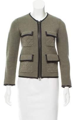3.1 Phillip Lim Wool Knit Jacket