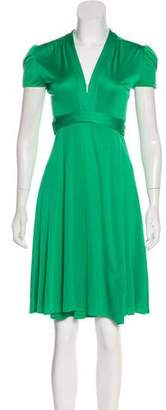 Issa Silk Wrap Dress